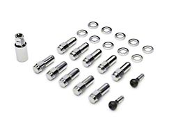 Race Star Direct Drill Closed End 1/2 in. x 20 Lug Nut Kit - 10 Lugs (94-14 All)