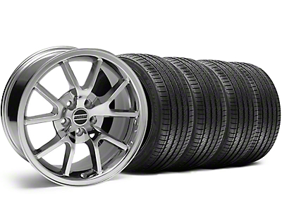 FR500 Style Chrome Wheel & Sumitomo Tire Kit - 18x9 (99-04 All)