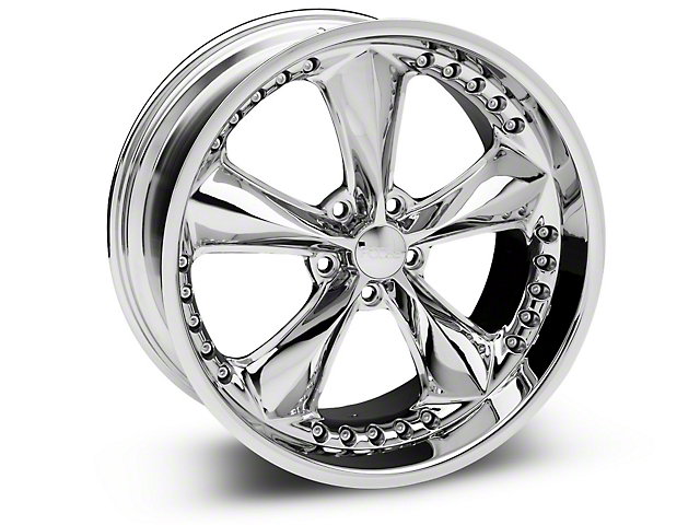 Foose Nitrous Chrome Wheel