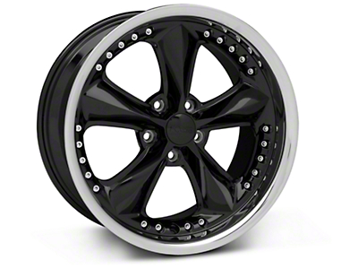 Foose Nitrous Black Wheel - 18x9 (94-04 All)