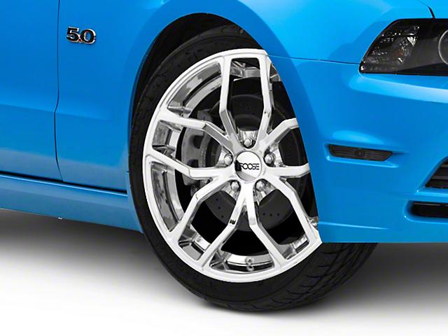 Foose Outcast Chrome Wheel; 20x8.5 (10-14 All)
