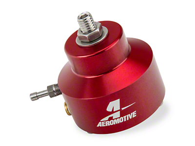 Aeromotive Adjustable Fuel Pressure Regulator (86-93 5.0L)