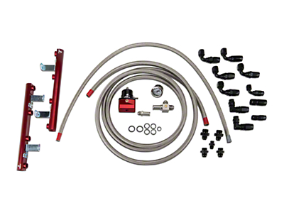Aeromotive High Flow Fuel Rail Kit (96-98 Cobra)