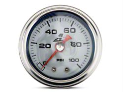 Aeromotive Fuel Pressure Gauge - Mechanical (79-19 All)