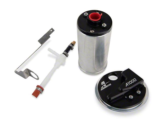 Aeromotive Stealth Fuel Kit - A1000 (07-09 GT500)