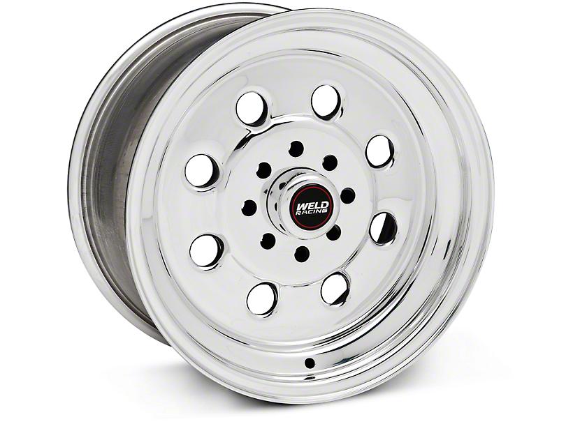 Weld Racing Draglite Wheel - 15x8 (79-93; Excludes 93 Cobra)