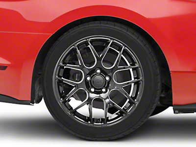 AMR Black Wheel - 18x10 (15-18 Ecoboost, V6)