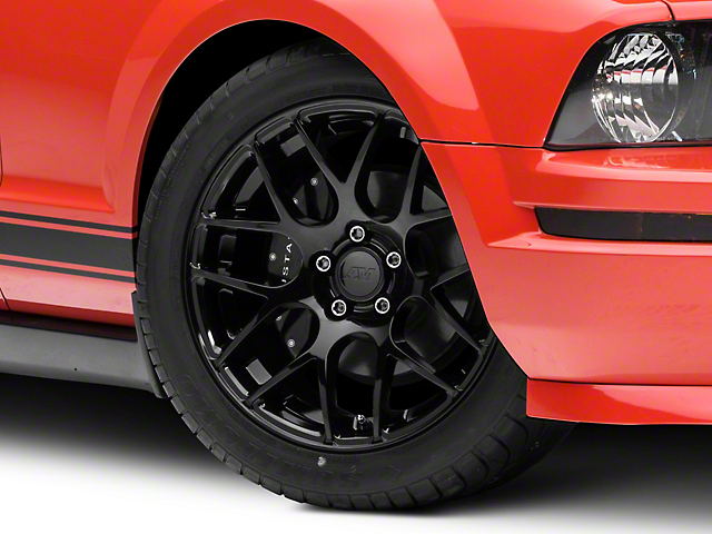 AMR Black Wheel - 18x9 (05-09 All)
