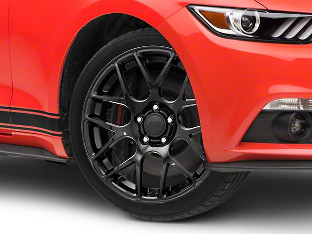 AMR Black Wheel - 18x9 (15-19 EcoBoost, V6)