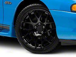 AMR Black Wheel; 18x9 (94-98 All)
