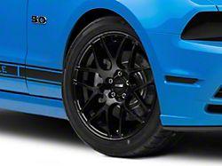AMR Gloss Black Wheel; 19x8.5 (10-14 All)