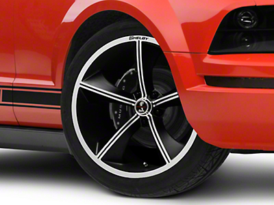 Shelby CS70 Gunmetal Wheel - 20x9 (05-14 All)