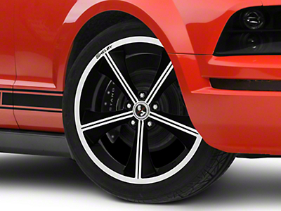 Shelby CS70 Matte Black Wheel - 20x9 (05-14 All)