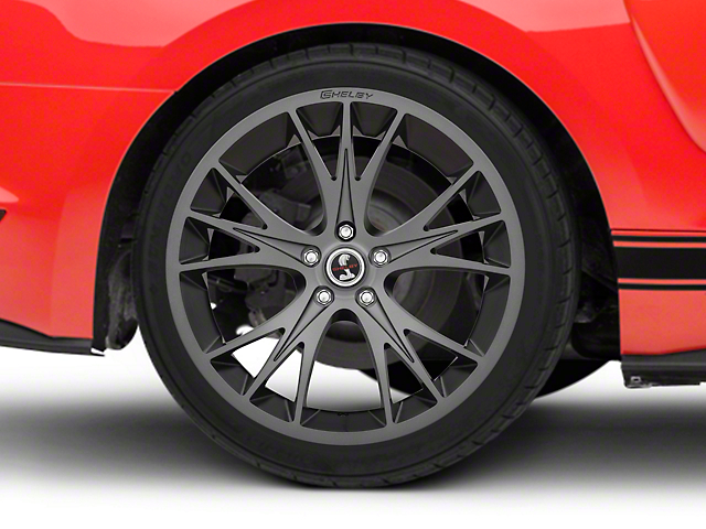 Shelby CS1 Gunmetal Wheel - 20x11 (15-17 All)