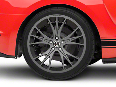 Shelby CS1 Gunmetal Wheel - 20x11 (15-18 GT, EcoBoost, V6)