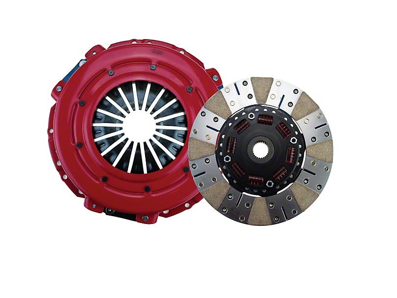 RAM Powergrip HD Clutch - 26 Spline (05-10 GT)
