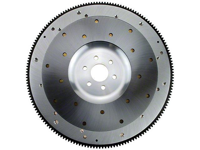 RAM Billet Aluminum Flywheel; 6 Bolt (96-98 GT; Late 01-10 GT)
