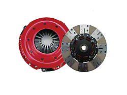 RAM Powergrip Iron/Organic Clutch Kit; 10 Spline (86-Mid 01 GT; 93-98 Cobra)