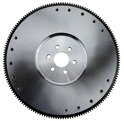 RAM Billet Steel Flywheel - 6 Bolt 28 oz (86-95 5.0L, 93-95 Cobra)