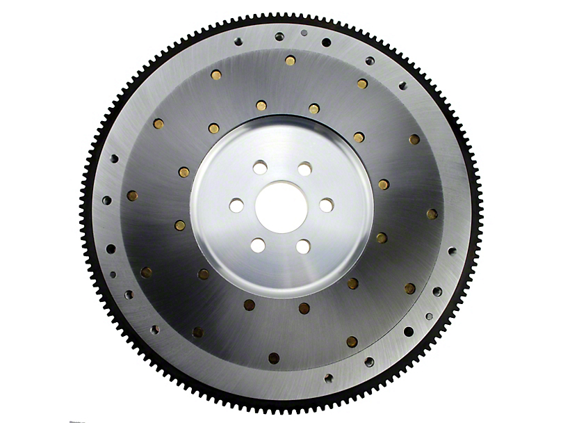 RAM Billet Aluminum Flywheel - 6 Bolt 28 oz (86-95 5.0L)
