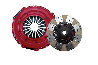 RAM Powergrip HD Clutch - Upgraded 26 Spline (Late 01-04 GT; 99-04 Cobra; 03-04 Mach 1)