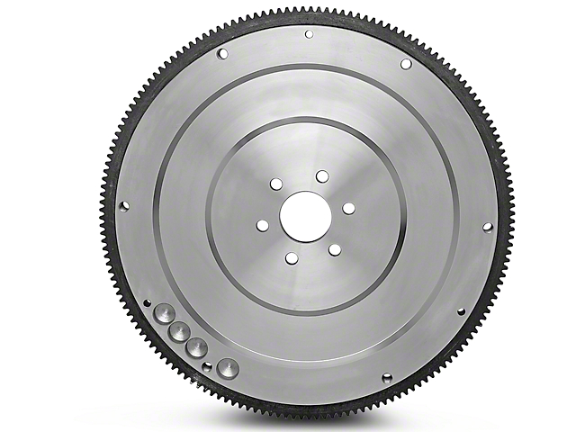 RAM Billet Steel Flywheel; 6 Bolt (99-00 V6)