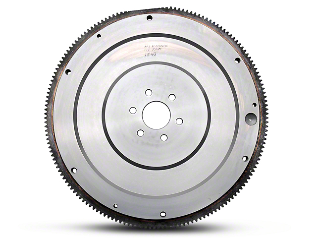 RAM Billet Steel Flywheel; 6 Bolt (01-04 V6)