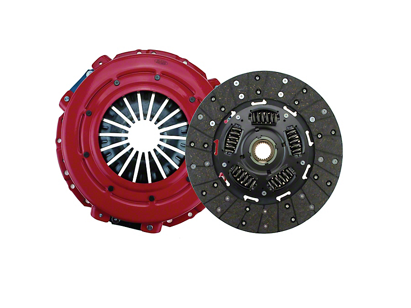 RAM HDX Organic Clutch Kit - 26 Spline (05-10 GT)