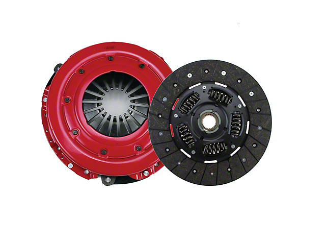 RAM HDX Organic Clutch Kit - 26 Spline (86-Mid 01 GT; 93-98 Cobra)
