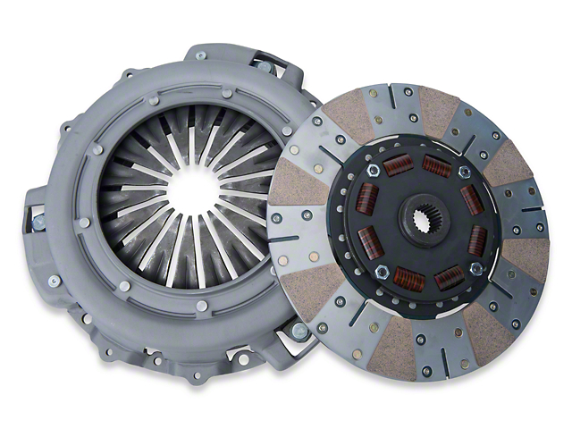RAM Powergrip HD Metallic Clutch Kit; 23 Spline (11-14 V6)