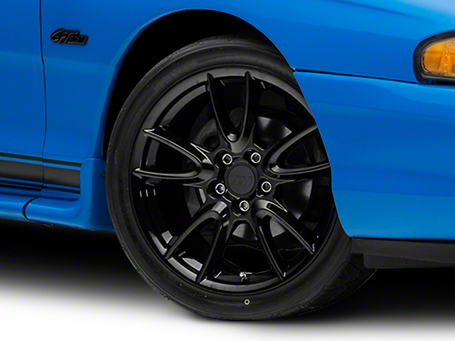 Track Pack Style Gloss Black Wheel - 18x9 (94-04 All)