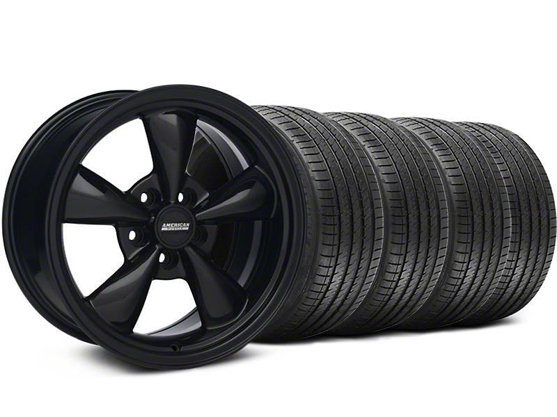 Bullitt All Black Wheel & Sumitomo Tire Kit - 17x9 (94-98 All)