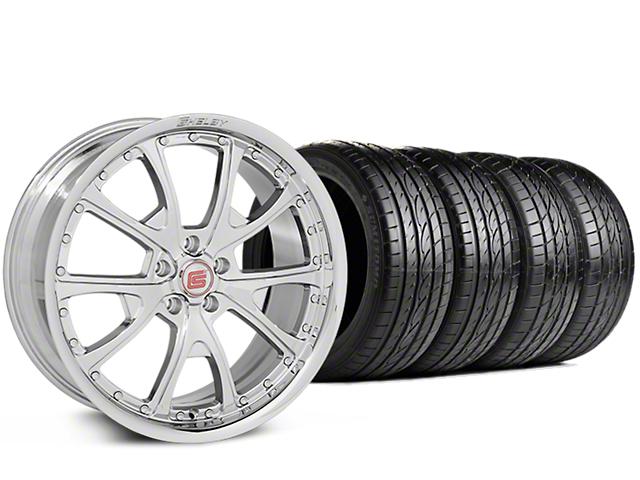 Shelby CS40 Chrome Wheel & Sumitomo Tire Kit - 20x9 (05-14)
