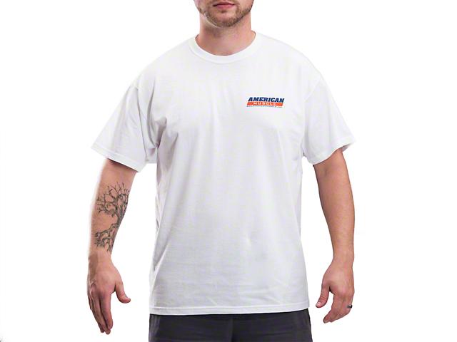 AmericanMuscle Icon T-Shirt; Men