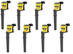 Accel Super Coil Packs - Yellow (99-04 Cobra, Mach 1)