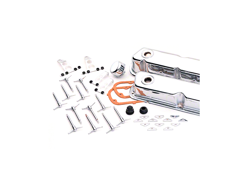 SpeedForm Chrome Engine Dress Up Kit (289, 302, 351W)