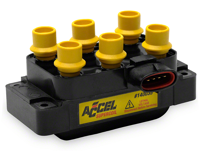 Accel Super EDIS Coil Packs - Horizontal (05-10 V6)