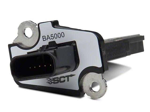SCT BA-5000 Big Air Slot Style MAF Meter / Sensor (05-10 GT, GT500)