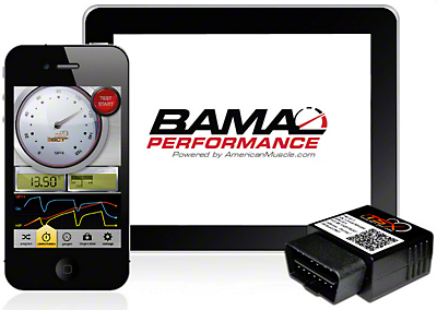 Bama iTSX Wireless Tuner w/ 2 Custom Tunes (05-10 V6)