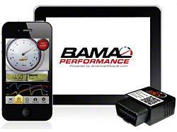 Bama Mustang Rev-X Tuner by SCT w/ 3 Custom Tunes 397463 (05