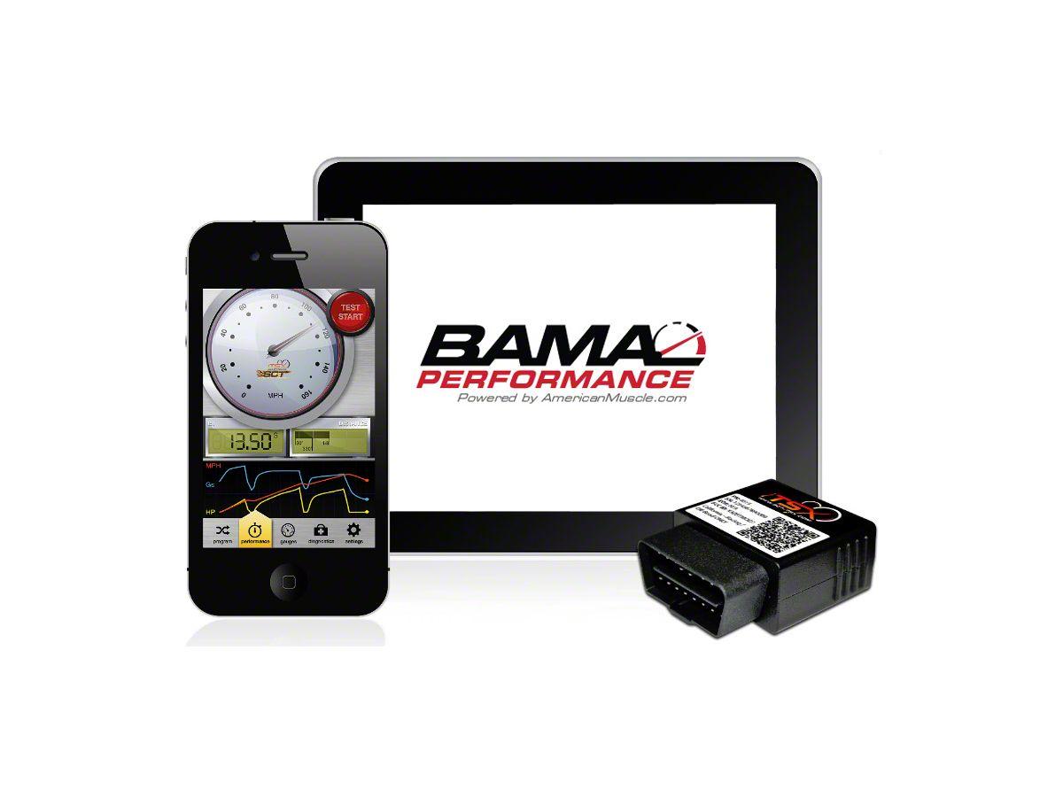 Bama iTSX Wireless Tuner w/ 2 Custom Tunes (11-14 V6)