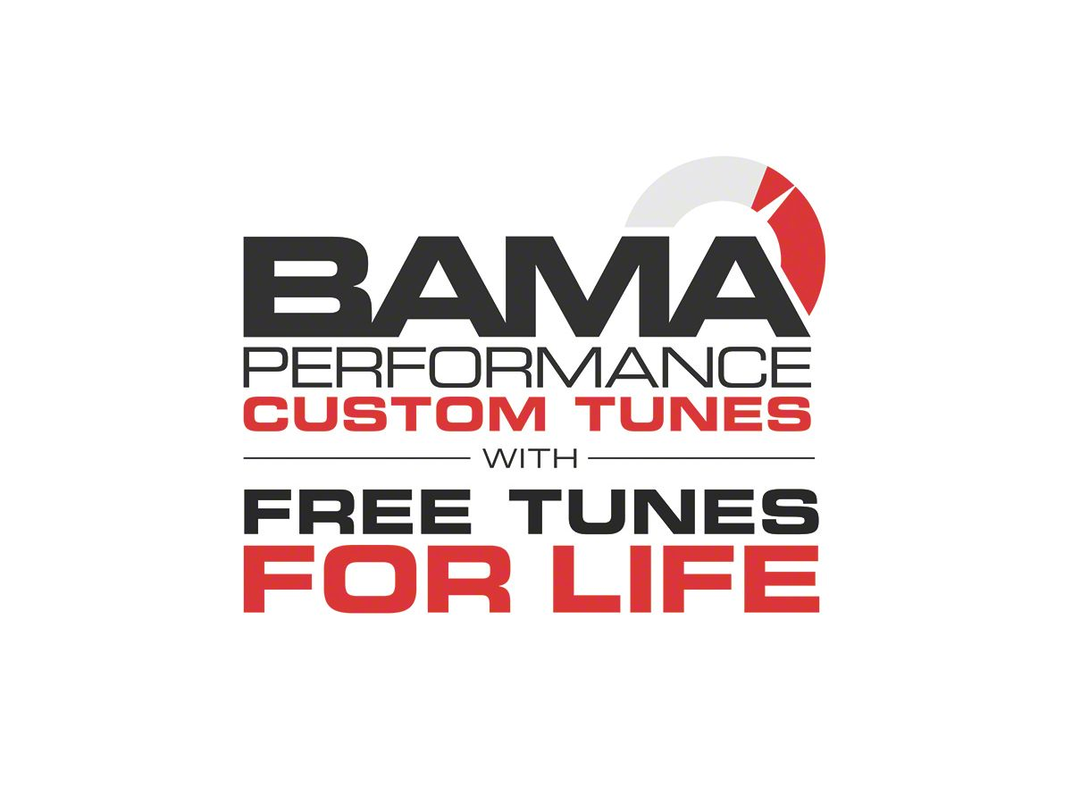 Bama Mustang Tunes and Free Tunes for Life Membership