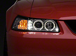 1999 2004 Mustang Tail Lights Americanmuscle Free Shipping