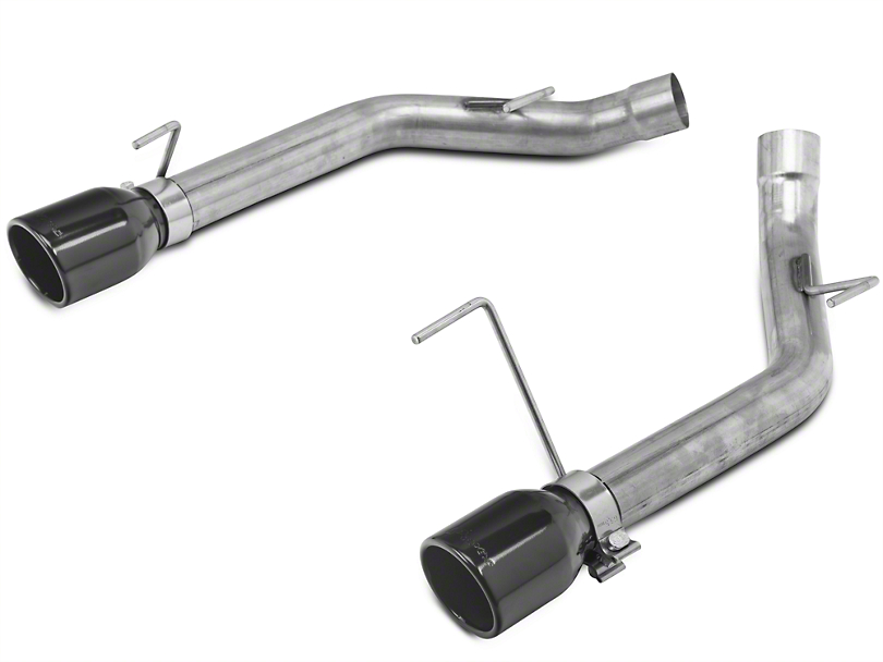 Pypes Muffler-Delete Axle-Back Exhaust w/ Black Tips (05-10 GT, GT500)