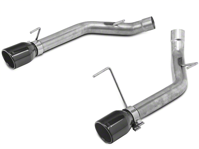 Pypes Muffler-Delete Axle-Back Exhaust with Black Tips (05-10 GT, GT500)