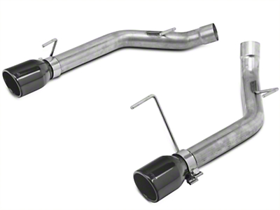 Pypes Muffler-Delete Axle-Back Exhaust - Black (05-10 GT, GT500)