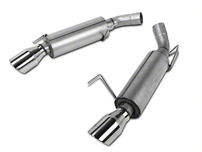 MBRP Axle-Back Exhaust - Aluminized (05-10 GT)