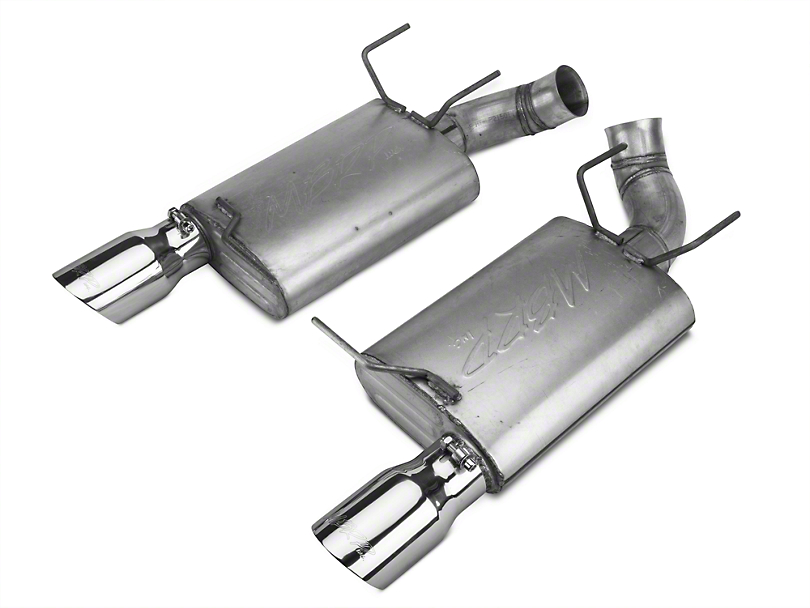 MBRP Installer Series Axle-Back Exhaust (11-14 GT)