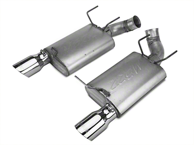 MBRP Pro-Series Axle-Back Exhaust (11-14 GT)