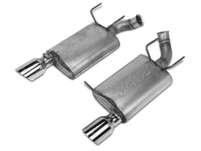 MBRP Installer Series Axle-Back Exhaust (11-14 V6)